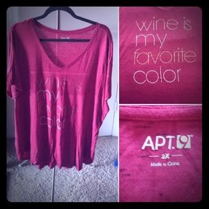 Apt. 9 Plus Top